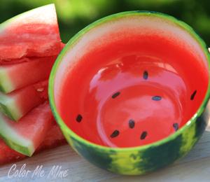 Porter Ranch Watermelon Bowl