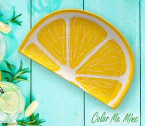 Porter Ranch Lemon Wedge