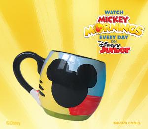 Porter Ranch Mickey's Bubble Mug