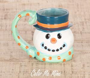 Porter Ranch Snowman Mug
