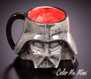 Porter Ranch Darth Vader Mug