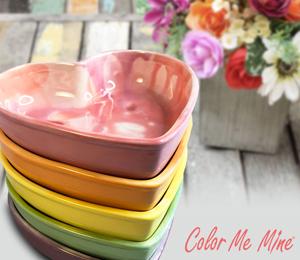 Porter Ranch Candy Heart Bowls