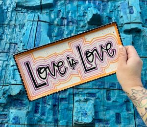 Porter Ranch Love is Love