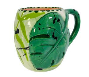 Porter Ranch Monstera Mug